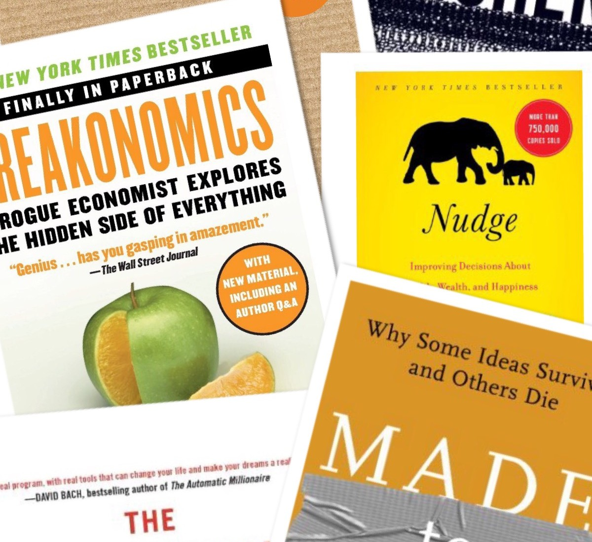 6 Books for the Business Minded Health Care Provider