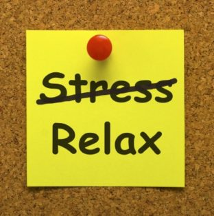How many of these do you use to help manage stress?