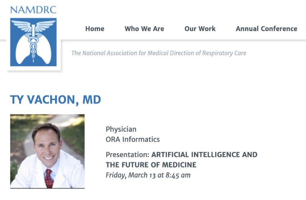 Dr. Ty Vachon AI Presentation AZ